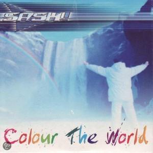 Sash — Colour the world   WRadio