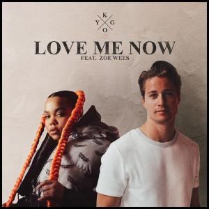 Kygo  — Love Me Now   WRadio